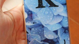 iPhonenに貼るスマホカバーを自分で撮影した写真やデザインで作れるよ!スマホDECO
