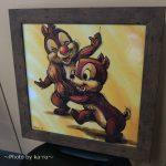 【ディズニーアート】「油絵タッチ風アート」を買うならベルメゾンネット