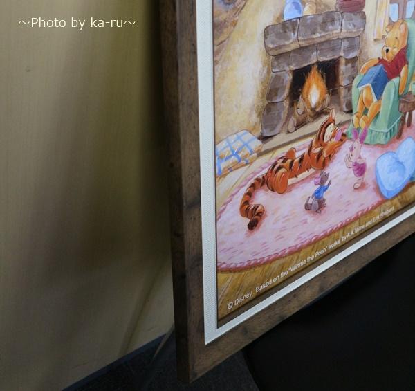 ディズニー「油絵タッチ風アート」_K003