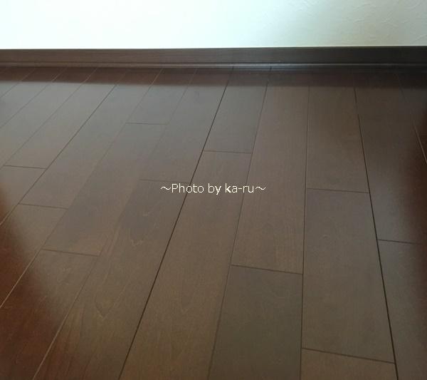ショップジャパン「ラクラシー スチームクリーナー」_キレイな床