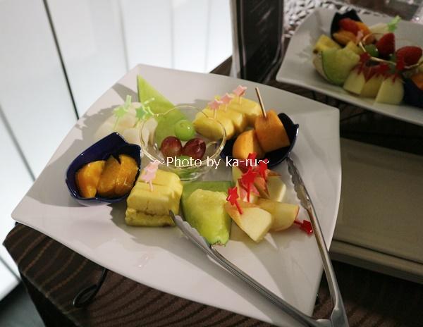 日比谷花壇のお葬式勉強会_スイーツの試食