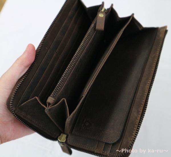ハレルヤ TIDY(タイディ) 長財布