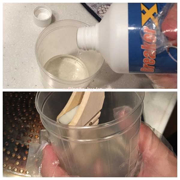 ブレイカーエックスレビュー 液とハケ