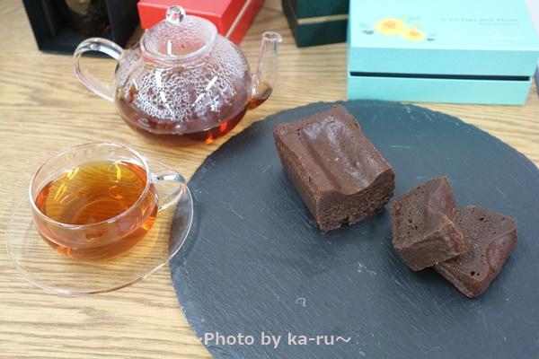 テリーヌドゥショコラ チョコレートケーキ 高級