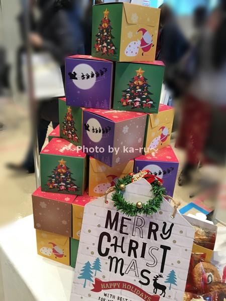 ホワイエ楽天市場店 クリスマス ボックス