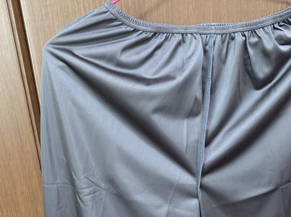 フェリシモ「吸水速乾パンツインナー」 縫い目