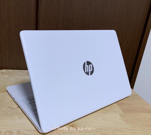 HP 15-db0000 デザイン