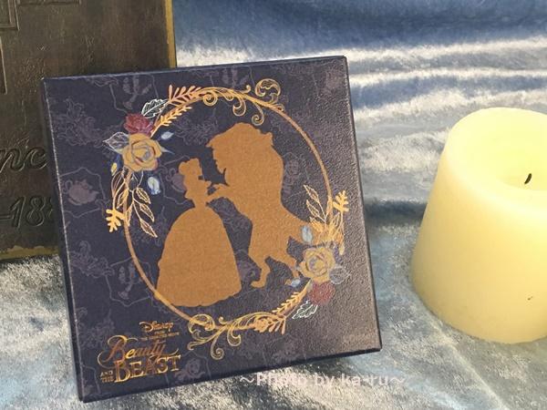 日比谷花壇「映画・美女と野獣」 オリジナルデザインボックス2