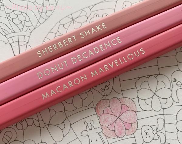 フェリシモ500色の色えんぴつ TOKYO SEEDS_ぬりえ 500色の色えんぴつ