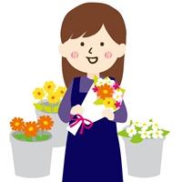 日比谷花壇の担当者さん