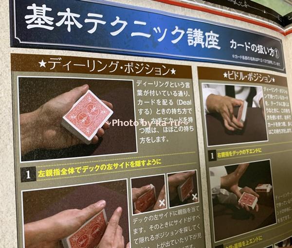 デアゴスティーニ 隔週刊 ザ・マジック_テキスト DVDの画像がコマ送り写真