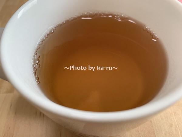 びわ茶 ホット
