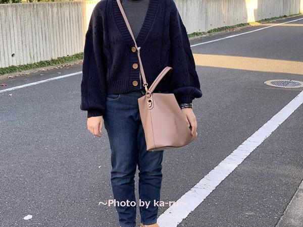 香村薫さんとフェリシモコラボ「ワンショルダー2-WAYバッグ」 ショルダーバック