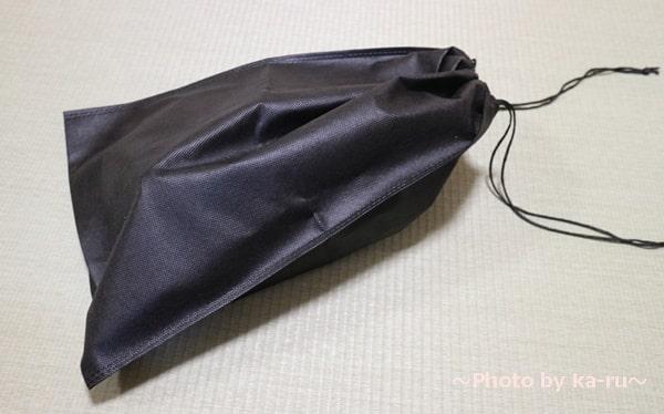 ショップジャパン「クレバーケーン」 巾着袋