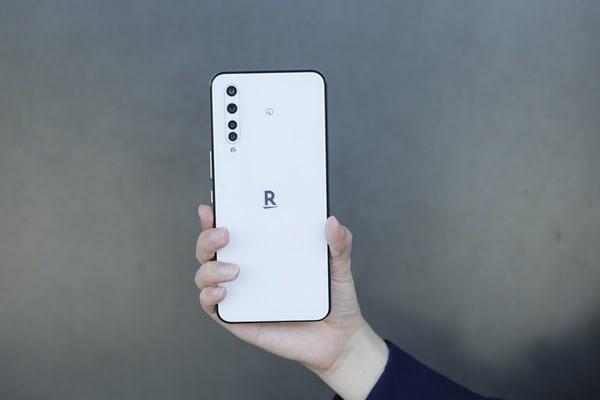 楽天モバイル「Rakuten BIG」ホワイト
