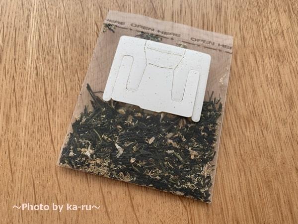 日本茶のドリップバッグ「Drip Tea」ドリップバッグ煎茶&カモミール